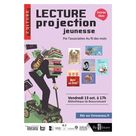 Lecture Projection jeunesse - Le vendredi 13 octobre à 17h.