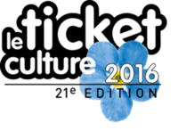 Sites > Centres socioculturels > Ticket culture > Ticket Culture 2016